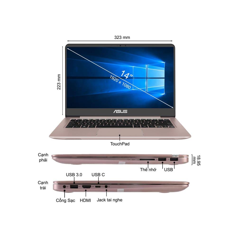 Ultrabook Asus Zenbook Ux410Ua Gv063 4