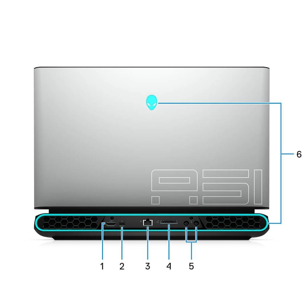 Dell Alienware Area 51M 2019 04