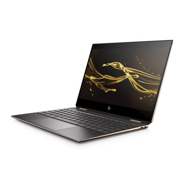 HP Spectre 13 X360 2019 Black Gold 01