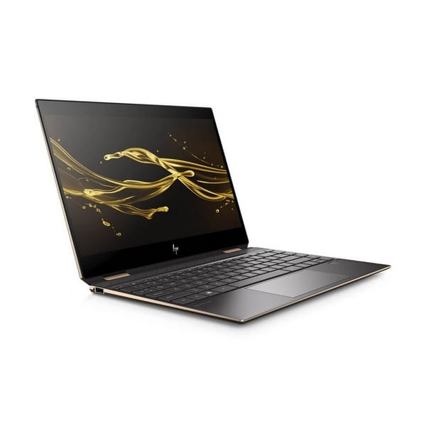 HP Spectre 13 X360 2019 Black Gold 02
