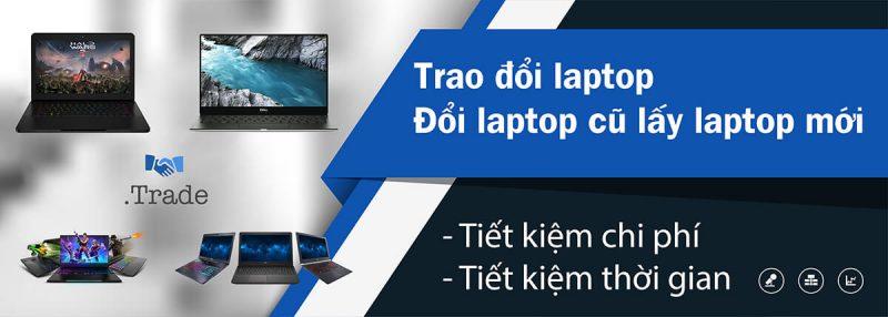 Trao đổi laptop