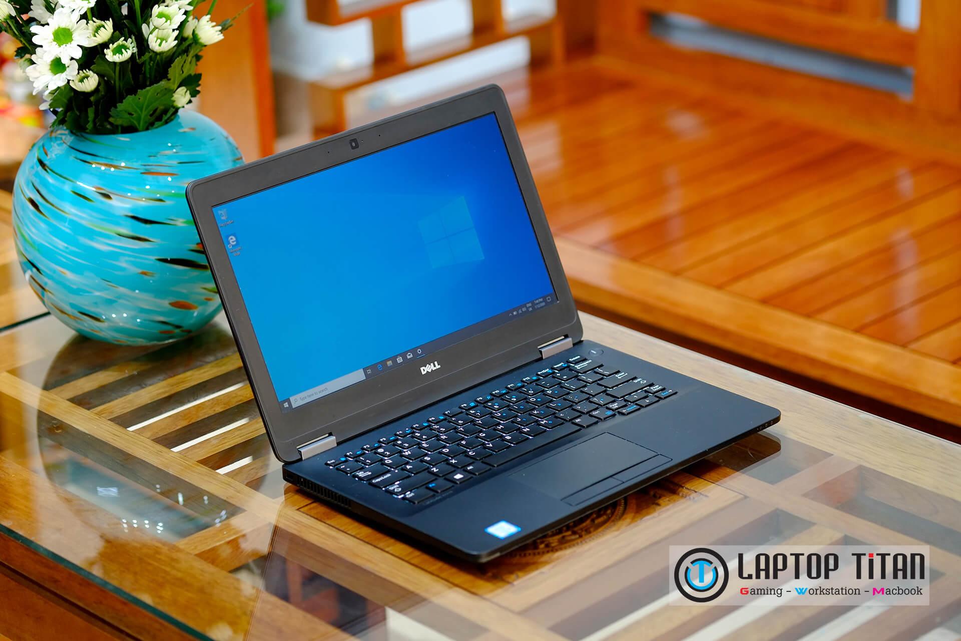 Dell Latitude E7270 1