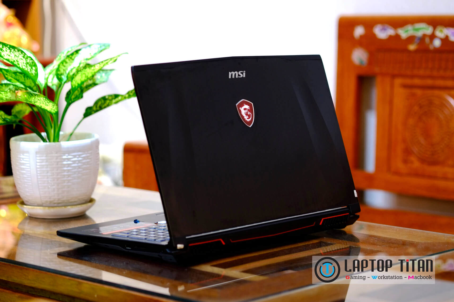MSI GP62MVR 7RFX 7