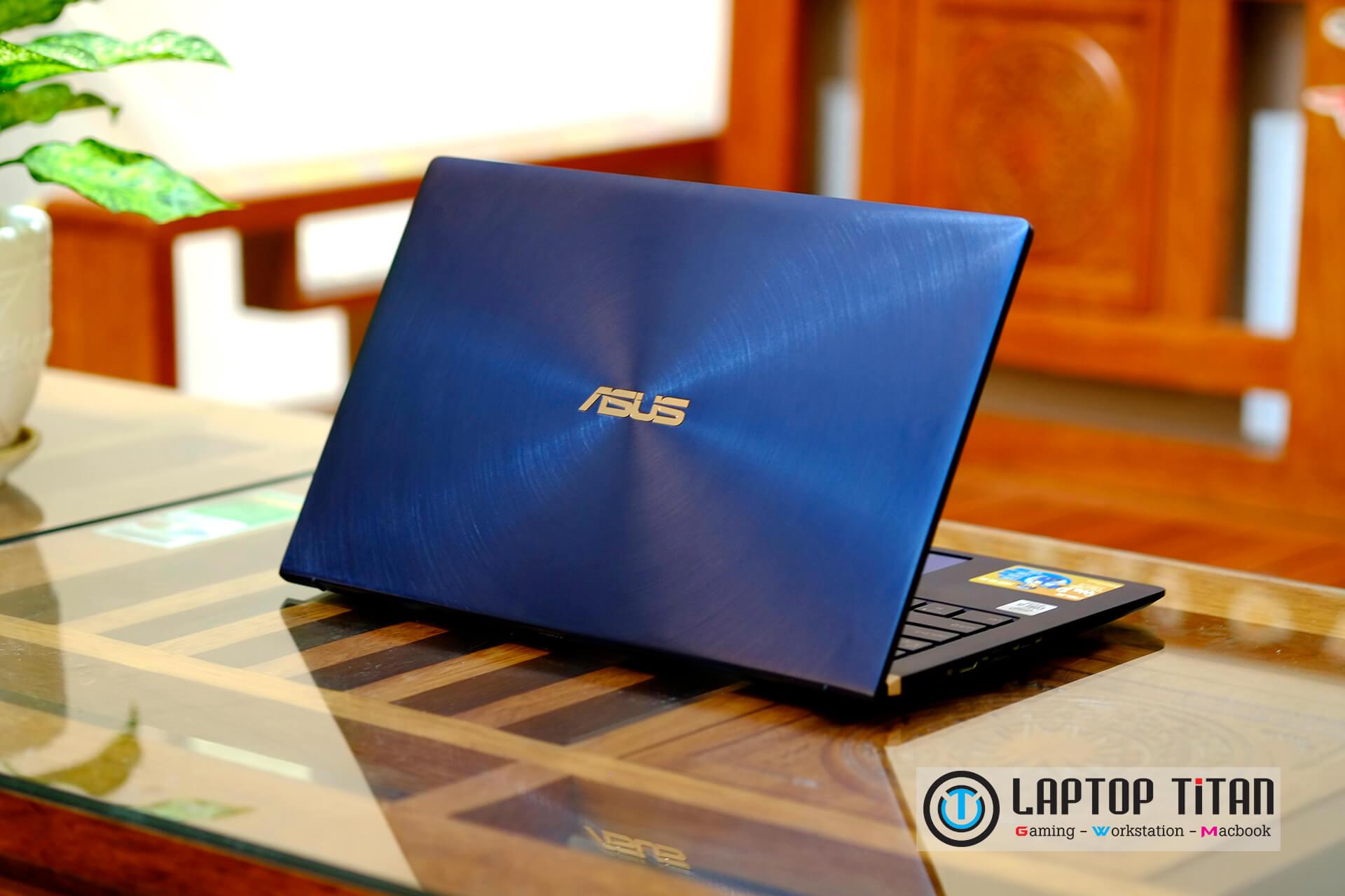 Asus Zenbook UX434FAC-A6064T i5 10210U / 8GB / 512GB / WIN10 / 99,99%