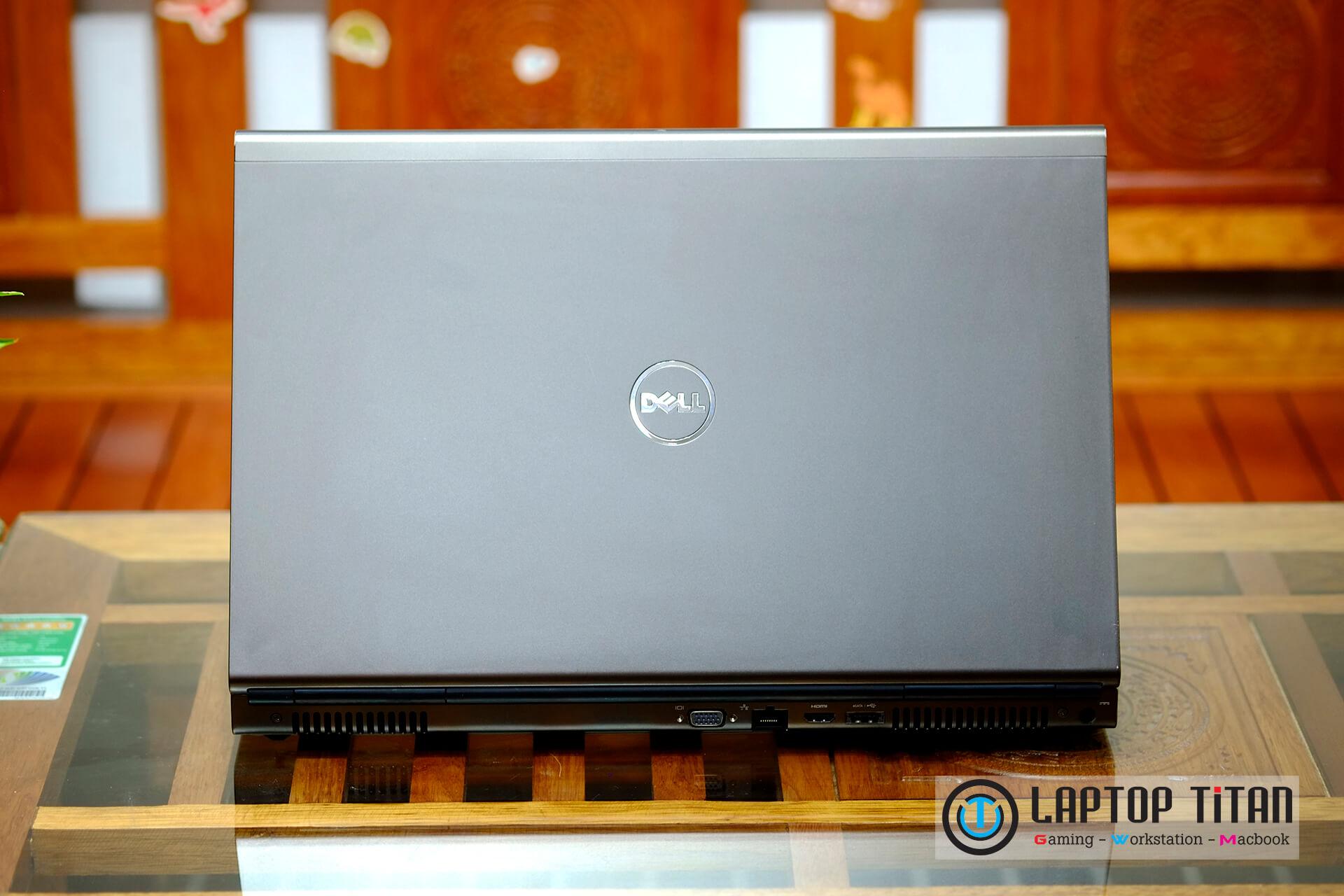 Dell Precision M6800 Core i7 4810MQ / 16GB / 256GB / AMD Firepro M6100 / 17.3″ FHD