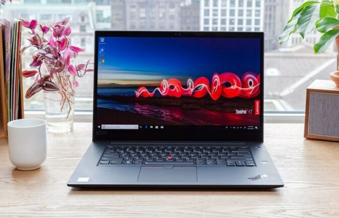 10. Lenovo ThinkPad X1 Extreme 4K