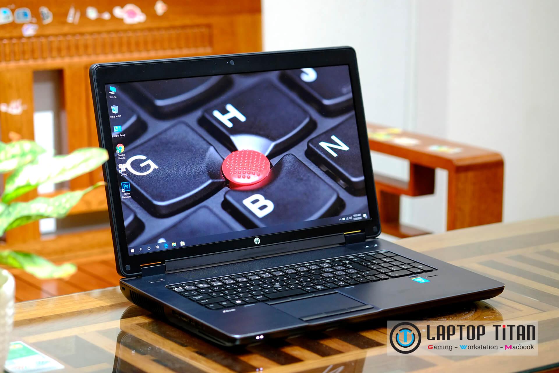 HP Zbook 17 1