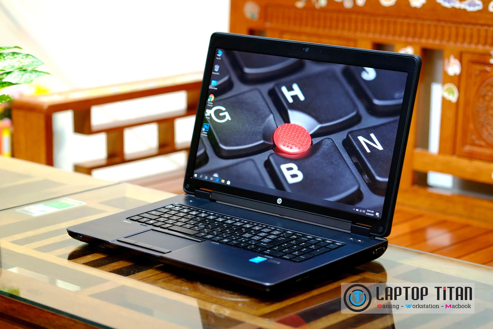 HP Zbook 17 2