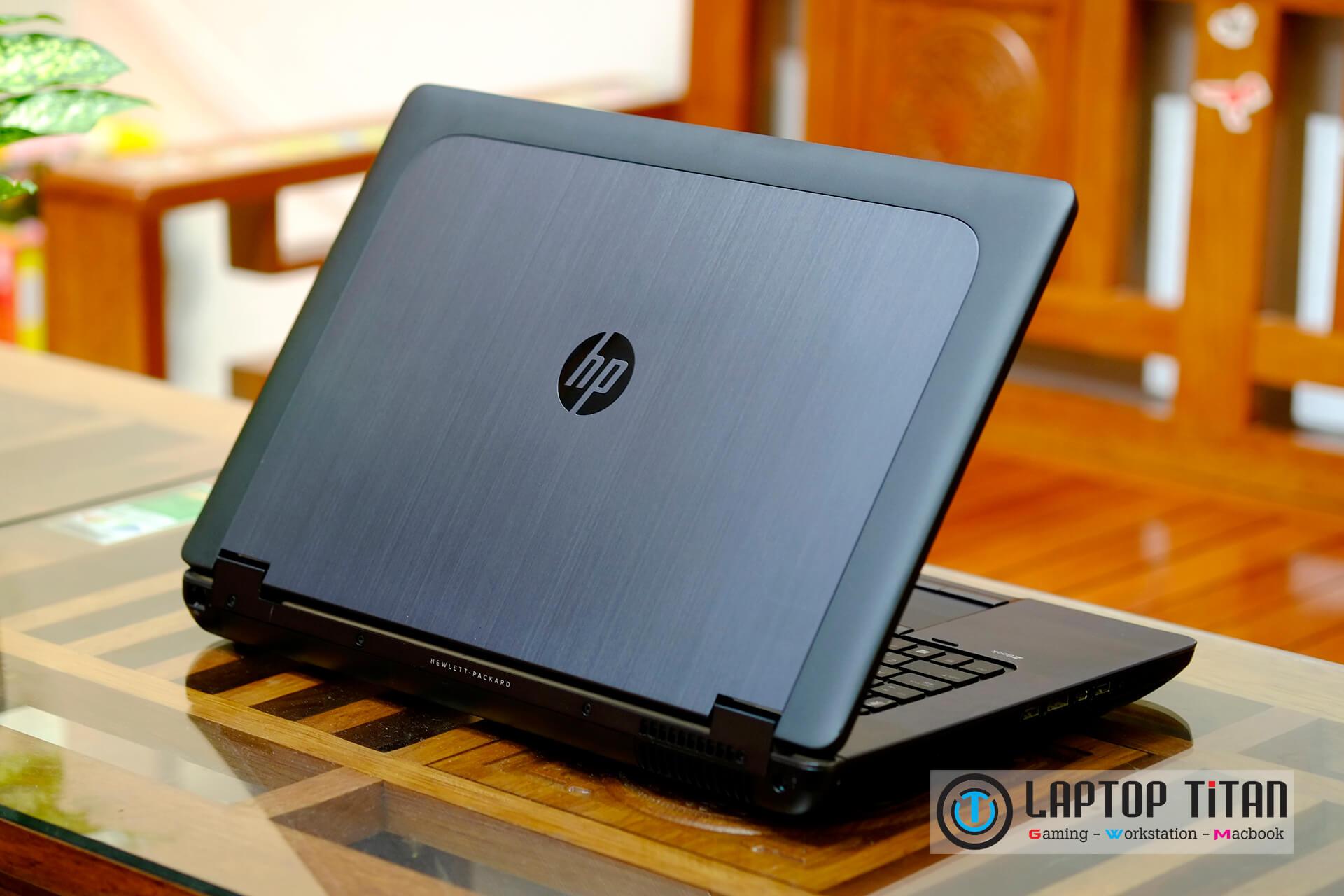 HP Zbook 17 5