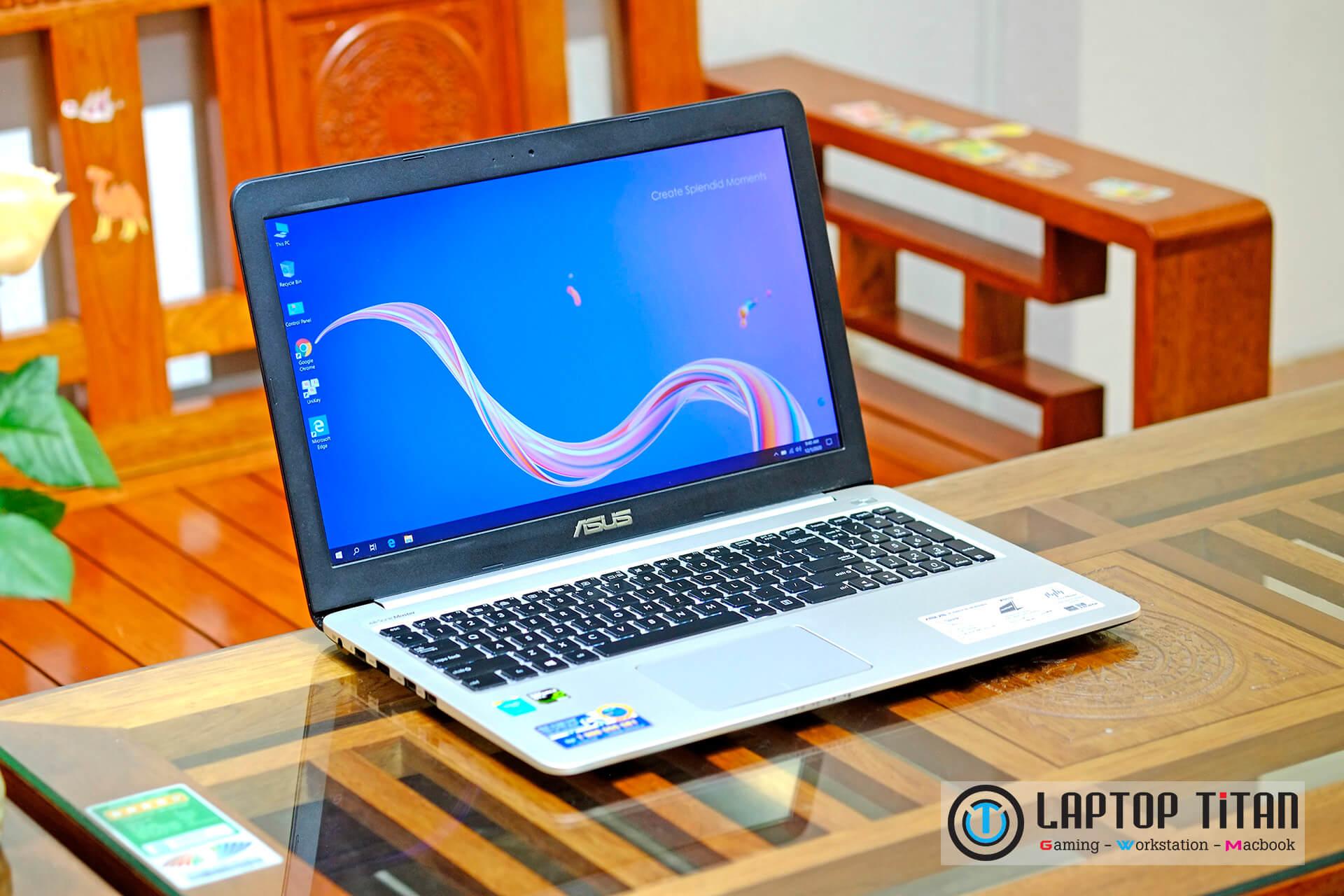 Asus K501lx laptop titan 002