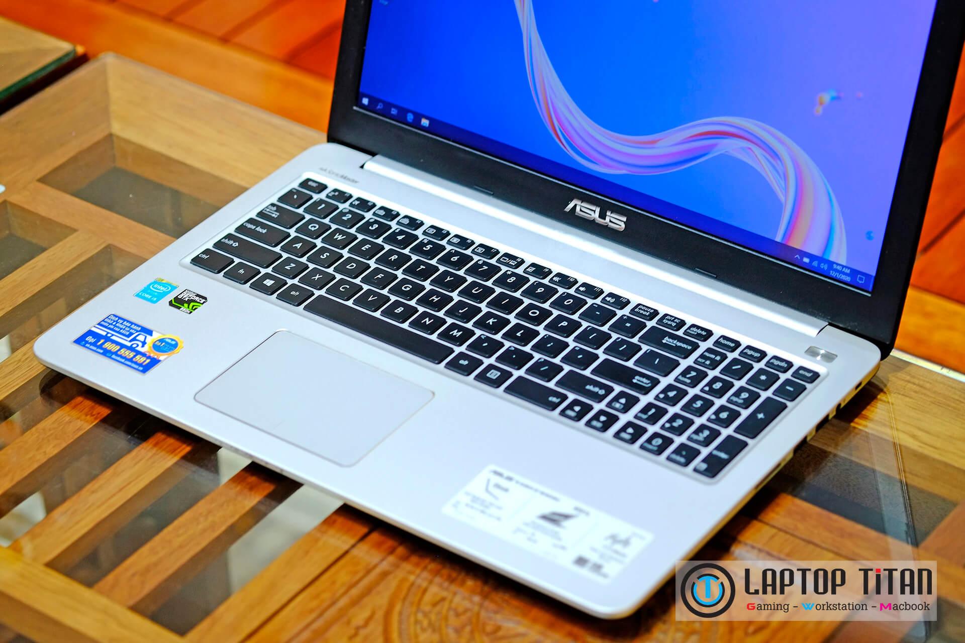 Asus K501lx laptop titan 003
