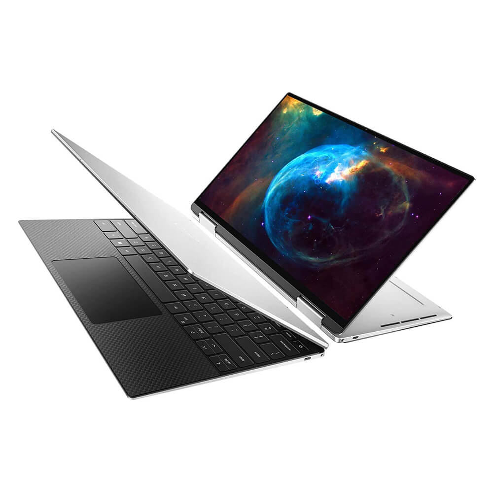 Dell Xps 13 7390 2 In 1 Fhd Black 003