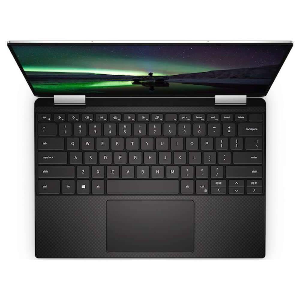Dell Xps 13 7390 2 In 1 Fhd Black 006
