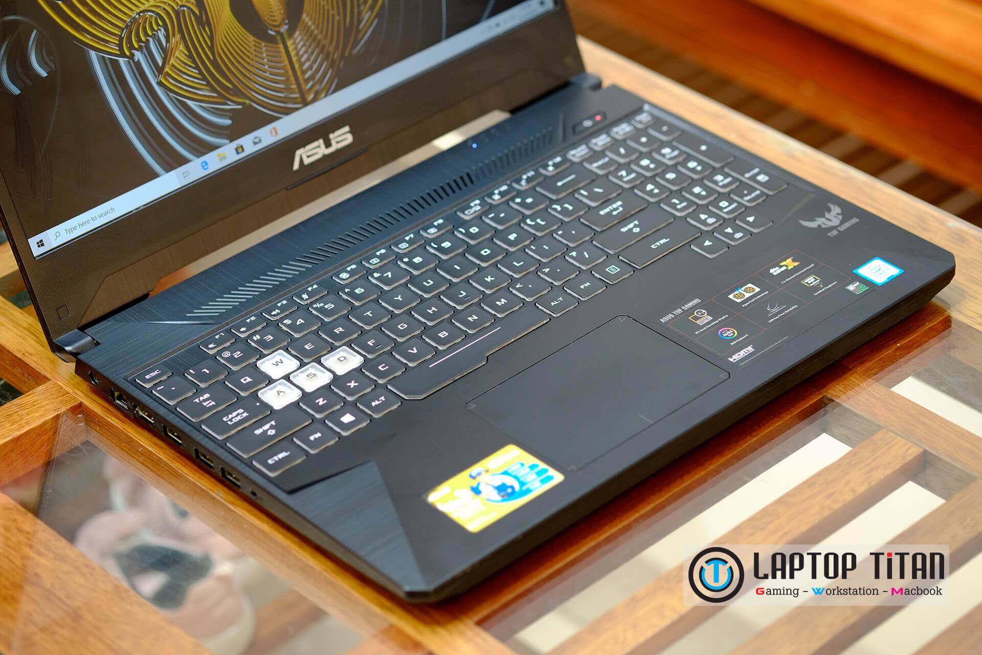 Asus Gaming TUF FX505XX 03