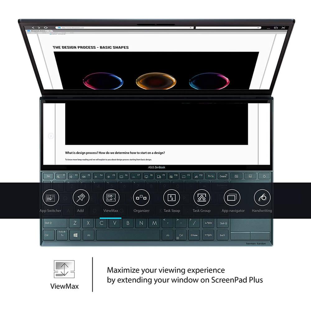 Asus Zenbook Duo 14 Ux481Fl 03