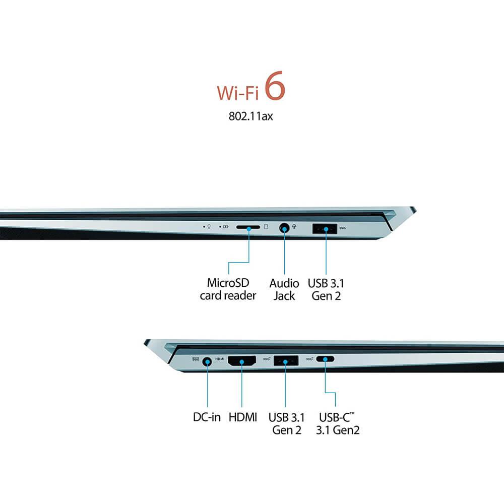 Asus Zenbook Duo 14 Ux481Fl 10