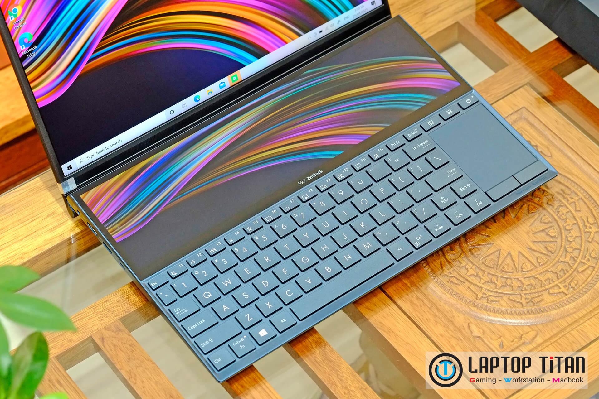 Asus Zenbook Duo Ux481Fl Laptoptitan 04