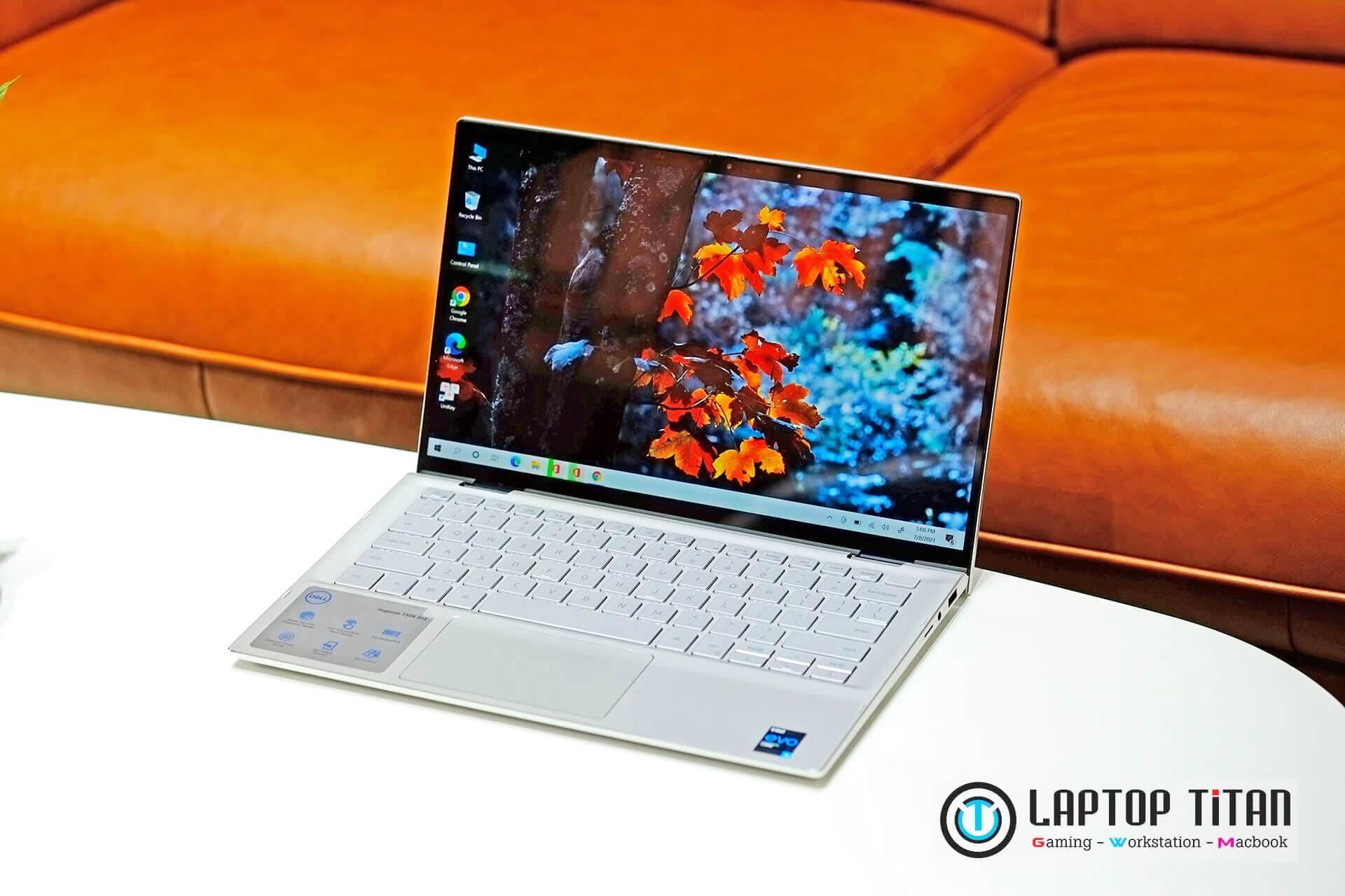 Dell Inspiron 7306 2 In 1 White 01