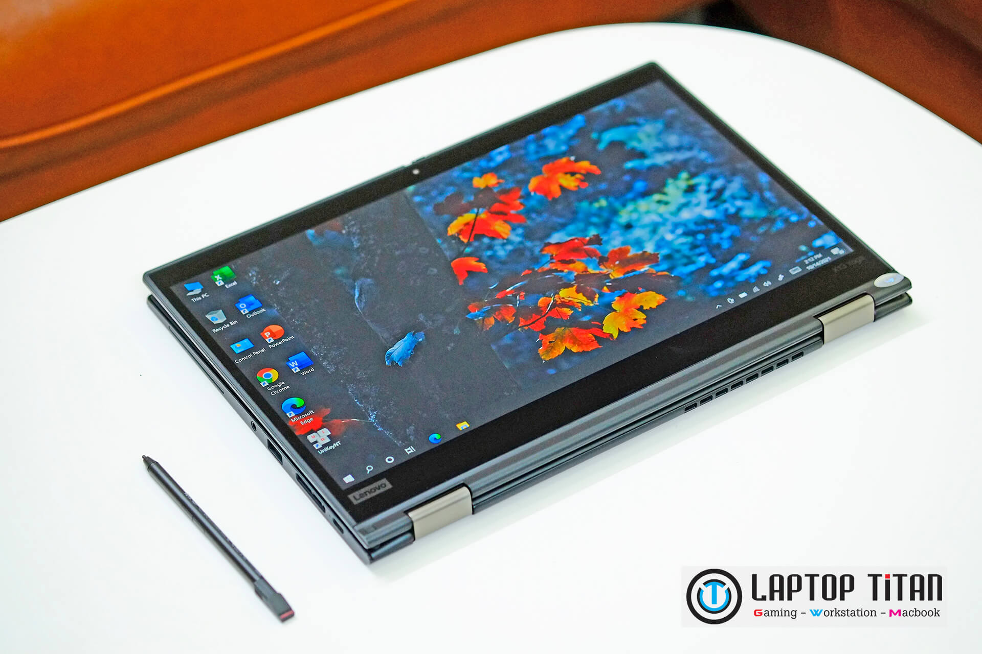 Lenovo Thinkpad X13 Yoga Laptoptitan 08